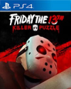 Friday the 13th: Killer Puzzle for PlayStation 4
