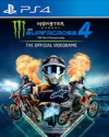 Monster Energy Supercross - The Official Videogame 4 for PlayStation 4