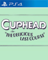 Cuphead: The Delicious Last Course for PlayStation 4