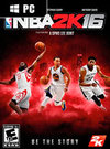 NBA 2K16 for PC