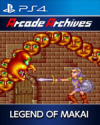 Arcade Archives LEGEND OF MAKAI for PlayStation 4