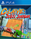Glaive: Brick Breaker for PlayStation 4
