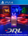 The Drone Racing League Simulator for PlayStation 4
