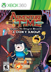 Adventure Time: Explore the Dungeon Because I Don't Know! for Xbox 360