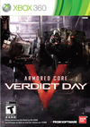 Armored Core: Verdict Day for Xbox 360