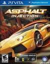 Asphalt: Injection for PS Vita