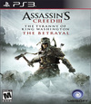 Assassin's Creed III - The Betrayal for PlayStation 3