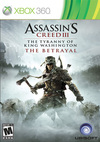 Assassin's Creed III - The Betrayal for Xbox 360