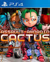 Assault Android Cactus for PlayStation 4