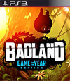 Badland: Game of the Year Edition for PlayStation 3