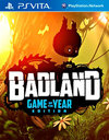 Badland: Game of the Year Edition for PS Vita