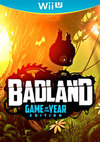 Badland: Game of the Year Edition for Nintendo Wii U
