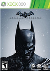 Batman: Arkham Origins for Xbox 360