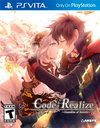 Code: Realize Guardian of Rebirth for PS Vita