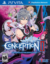 Conception II: Children of the Seven Stars for PS Vita