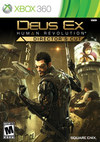 Deus Ex: Human Revolution - Director's Cut for Xbox 360