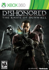 Dishonored: The Knife of Dunwall for Xbox 360