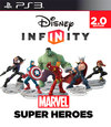 Disney Infinity: Marvel Super Heroes - 2.0 Edition for PlayStation 3