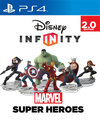 Disney Infinity: Marvel Super Heroes - 2.0 Edition for PlayStation 4