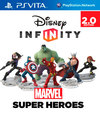 Disney Infinity: Marvel Super Heroes - 2.0 Edition for PS Vita