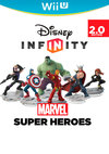 Disney Infinity: Marvel Super Heroes - 2.0 Edition for Nintendo Wii U