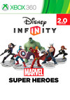 Disney Infinity: Marvel Super Heroes - 2.0 Edition for Xbox 360