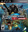 Earth Defense Force 2025 for PlayStation 3