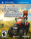 Farming Simulator 14 for PS Vita