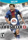 FIFA Soccer 13 for Nintendo Wii U