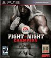 Fight Night Champion for PlayStation 3