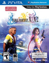 Final Fantasy X/X-2 HD Remaster for PS Vita