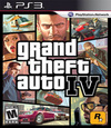 Grand Theft Auto IV for PlayStation 3
