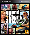 Grand Theft Auto V for PlayStation 3