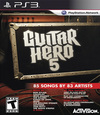 Guitar Hero 5 for PlayStation 3