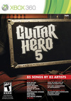 Guitar Hero 5 for Xbox 360