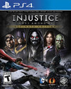 Injustice: Gods Among Us - Ultimate Edition for PlayStation 4