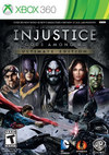 Injustice: Gods Among Us - Ultimate Edition for Xbox 360