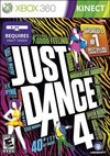 Just Dance 4 for Xbox 360
