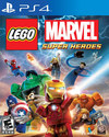 LEGO Marvel Super Heroes for PlayStation 4