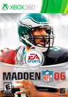 Madden NFL 06 for Xbox 360