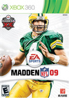 Madden NFL 09 for Xbox 360