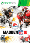 Madden NFL 10 for Xbox 360