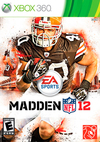 Madden NFL 12 for Xbox 360
