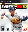 Major League Baseball 2K10 for PlayStation 3