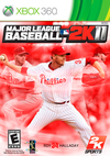Major League Baseball 2K11 for Xbox 360