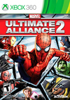 Marvel: Ultimate Alliance 2 for Xbox 360