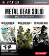 Metal Gear Solid HD Collection for PlayStation 3