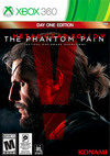 Metal Gear Solid V: The Phantom Pain for Xbox 360