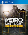 Metro: Last Light Redux for PlayStation 4