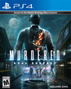 Murdered: Soul Suspect for PlayStation 4